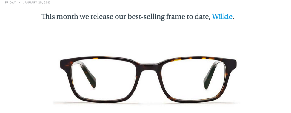 Warby Parker 10